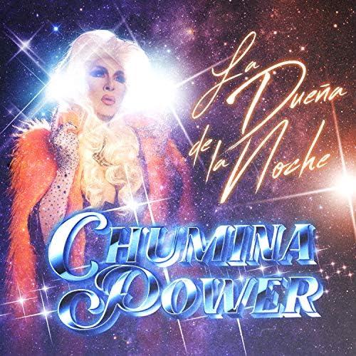 """Chumina Power >> álbum """"La dueña de la noche"""" 61m+A-HE3KL._UXNaN_FMjpg_QL85_"""