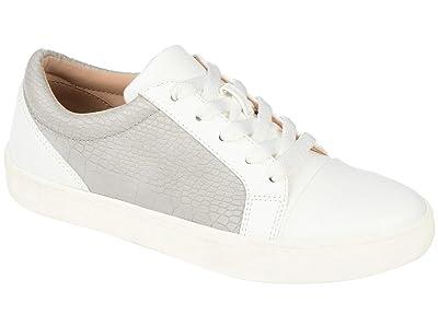 Journee Collection Comfort Foamtm Lynz Sneakers (Grey) Women