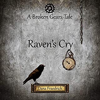 Raven's Cry audiobook cover art