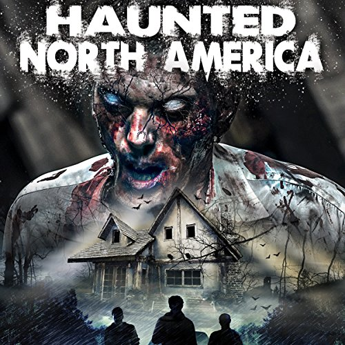 Haunted North America audiobook cover art