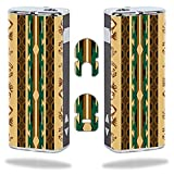 MightySkins Skin Compatible with Eleaf iStick 20W – Desert Stripes | Protective, Durable, and Unique Vinyl Decal wrap Cover | Easy to Apply, Remove, and Change Styles | Made in The USA