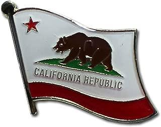 Flagline California - State Lapel Pin