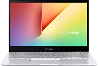 ASUS VivoBook Flip 14 TP470EZ-EC017T (Transparent Silver) 4 Core 11Gen Intel Core i5 CPU 2.4GHz, 8GB DDR4, 4GB Graphics IN...
