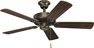 Progress Lighting P2500-20 42-Inch Fan with 5 Blades with...