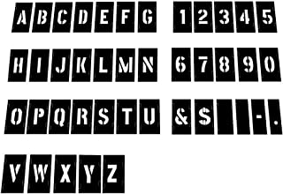 Best numbered stencils for painting Reviews