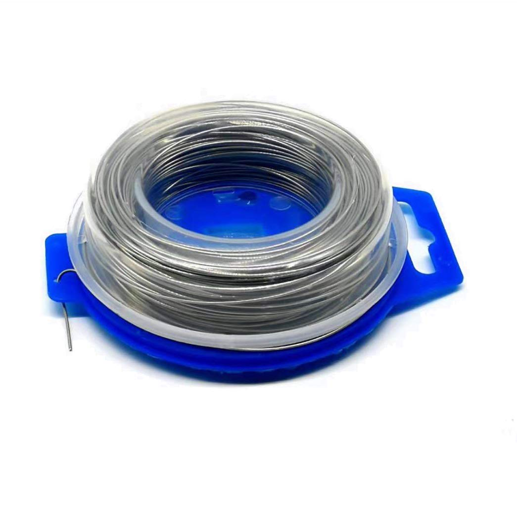 Selling rankings P1 Tools Stainless All items in the store Steel Twist Safety Ft .032 Lock 165 Grip Wire