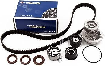 Timing Belt Water Pump fits for 2004 2005 2006 2007 2008 Suzuki Forenza, 2004-2007 Chevrolet Optra, 1999-2002 Daewoo Nubira 2.0L 16V DOHC