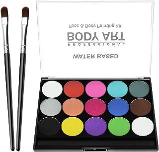 Mejor Maquillaje Aquacolor Barato de 2020 - Mejor valorados y revisados