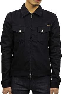 [ヌーディージーンズ] Nudie Jeans 正規販売店 メンズ アウター デニムジャケット KENNY ZIP DENIM JACKET INDIGO 160596 (コード:4133986201)