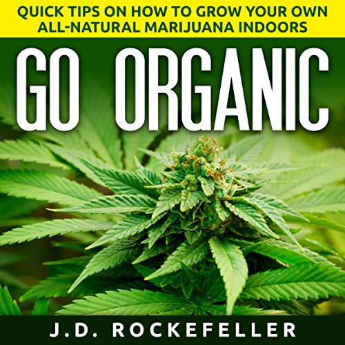 Go Organic audiobook cover art