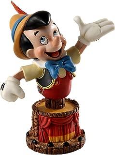 Enesco Grand Jester Studios Pinocchio Figurine, 6-Inch