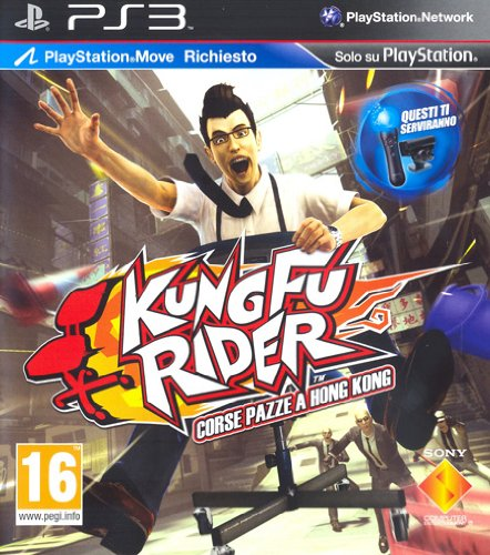Kung Fu Rider - Corse pazze a HK