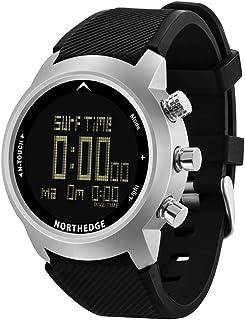 aee86380b0e5 Smartwatches Reloj Diver para Hombre Reloj Impermeable 100 m Reloj Digital  Inteligente Deporte Militar ejército Buceo