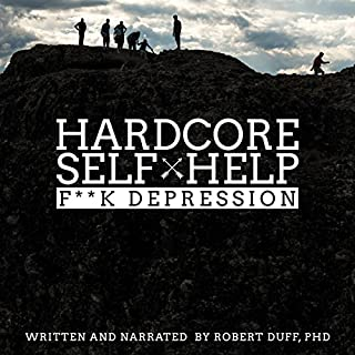 Hardcore Self Help: F**k Depression cover art