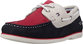 Tommy Hilfiger Classic Suede Mens Boat Shoes