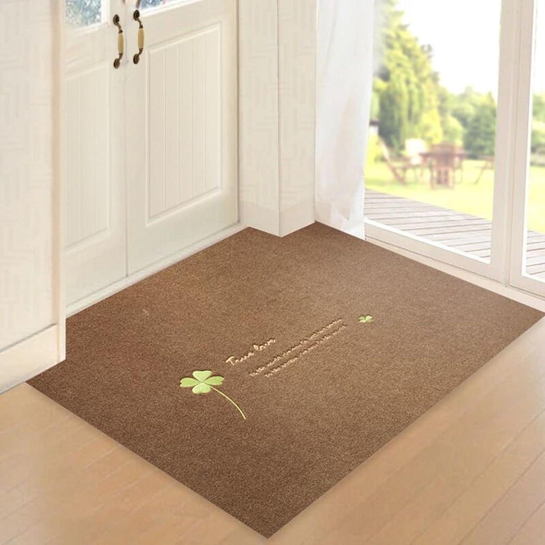 Floor Mat Doormat Indoor Mat Indoor Mats Foot Pad Doormats Mat Cushion Indoor Mats in The Hall-K 120x140cm(47x55inch)