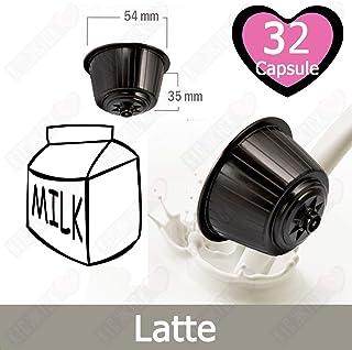 32 Capsulas Bebida de Leche Compatibles Nescafé Dolce Gusto