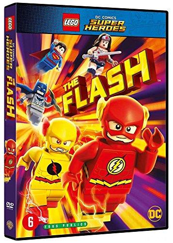 LEGO DC Comics Super Heroes : The Flash [Francia] [DVD]