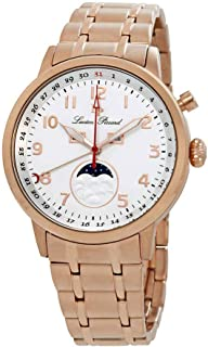 Complete Calendar White Dial Men's Watch 40016-RG-22S