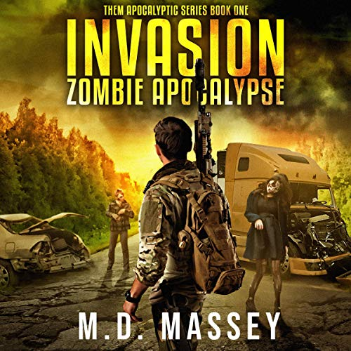 Invasion (Zombie Apocalypse) cover art