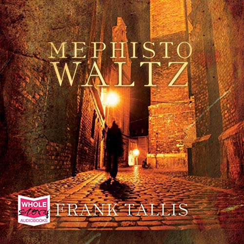 Mephisto Waltz audiobook cover art