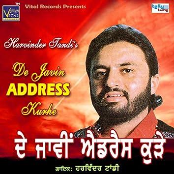 De Javin Address Kurhe