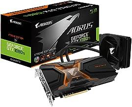 Gigabyte GV-N108TAORUSX W-11GD AORUS Xtreme GeForce GTX 1080 Ti Waterforce 11GD Graphic Cards