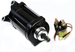 Caltric Starter & Solenoid Relay Compatible With YAMAHA EXCITER EXT1100 220 1996 1997