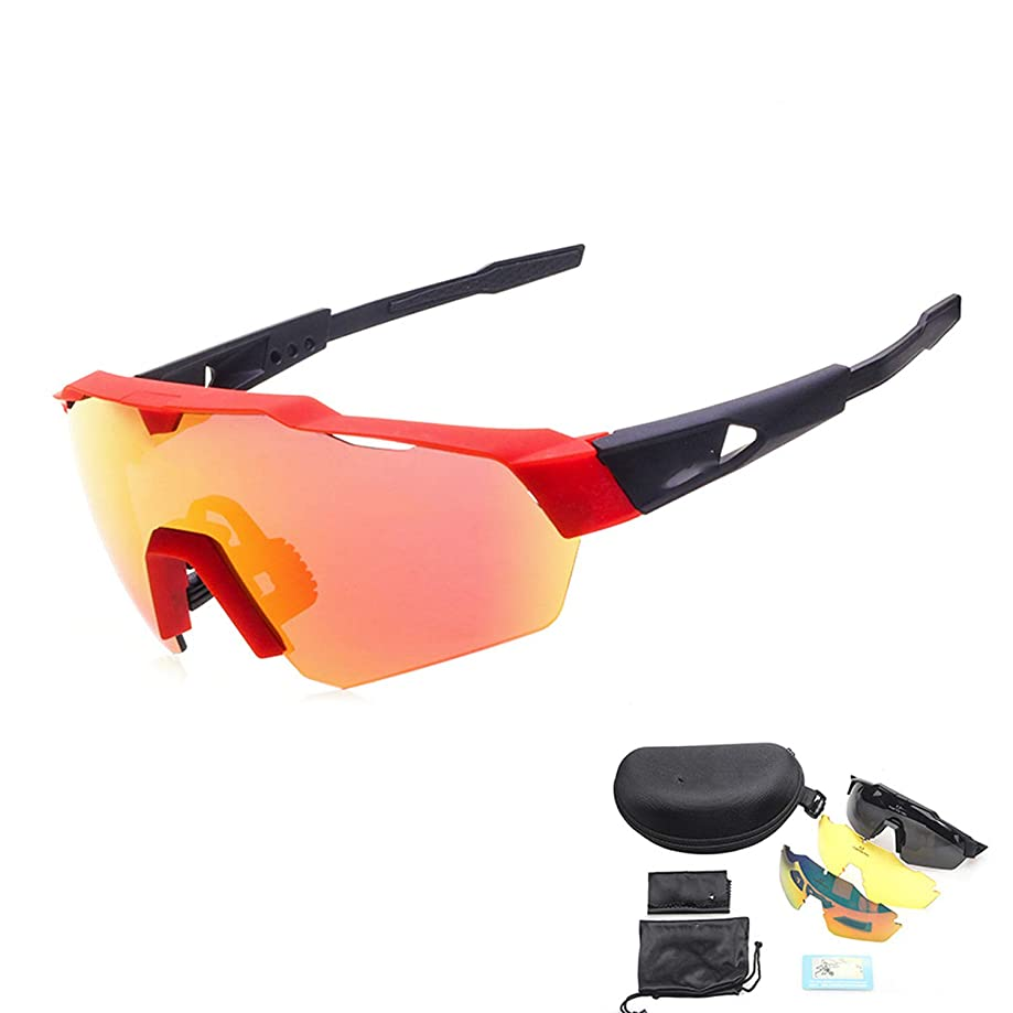 Polarized Cycling Glasses UV400 Cycling Sport SunGlasses Mountain Bike Goggles Racing Road Bicycle Eyewear For Man