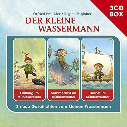 Der Kleine Wassermann-3-CD Hörspielbox