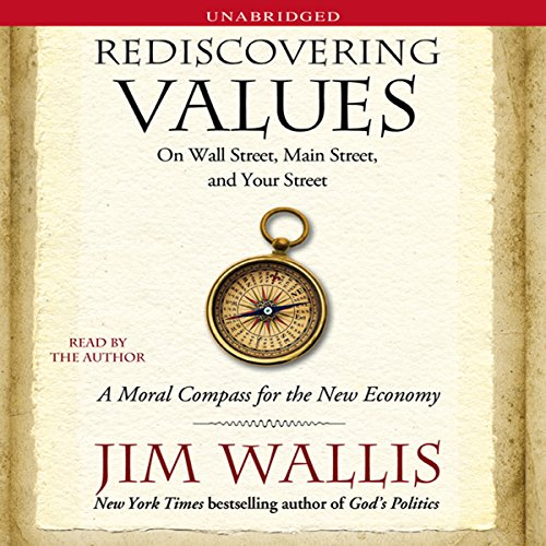 Rediscovering Values audiobook cover art