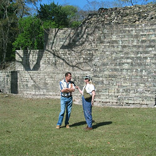 Copan Mayan Cultural Center, Honduras audiobook cover art