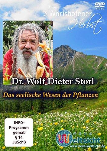 """Das seelische Wesen der Pflanzen - Dr. Wolf Dieter Storl: Diese DVD wurde im Oktober/November 2011 auf dem Kongress """"Wöhrishofener Herbst"""" aufgezeichnet. 2-Kamera Aufzeichnung."""