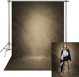 INRUI Fondo de fotografía retro abstracta marrón textura retrato fotografía profesional fotografía fotografía estudio Prop...