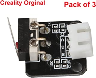Creality 3D Printer Part Limit Switch With Separate Package CNC for RAMPS 1.4 RepRap 3D Printer CR-10 10S,S4 ,S5 (Pack of 3)