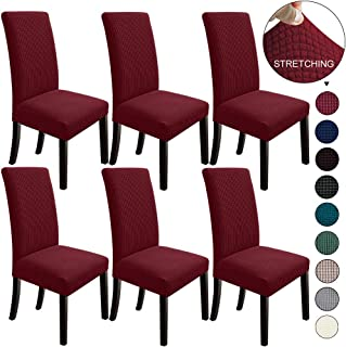 NORTHERN BROTHERS Dining Chair Covers Dining Room Chair Slipcovers Parsons Chair..