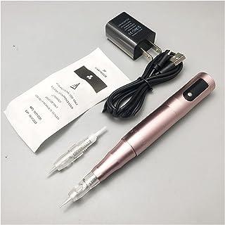 Tattoo Pen Kit Draadloze machine permanente make-up schoonheid tattoo machine met cartridges Voor professionals en beginne...