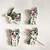 Lovely Kitten Needle Minder Cat Magnet...