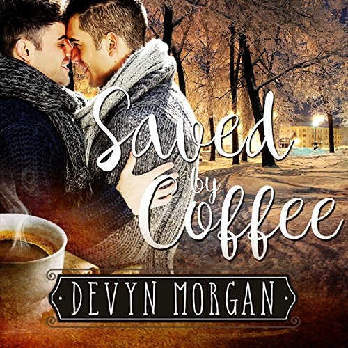 Saved by Coffee audiobook cover art