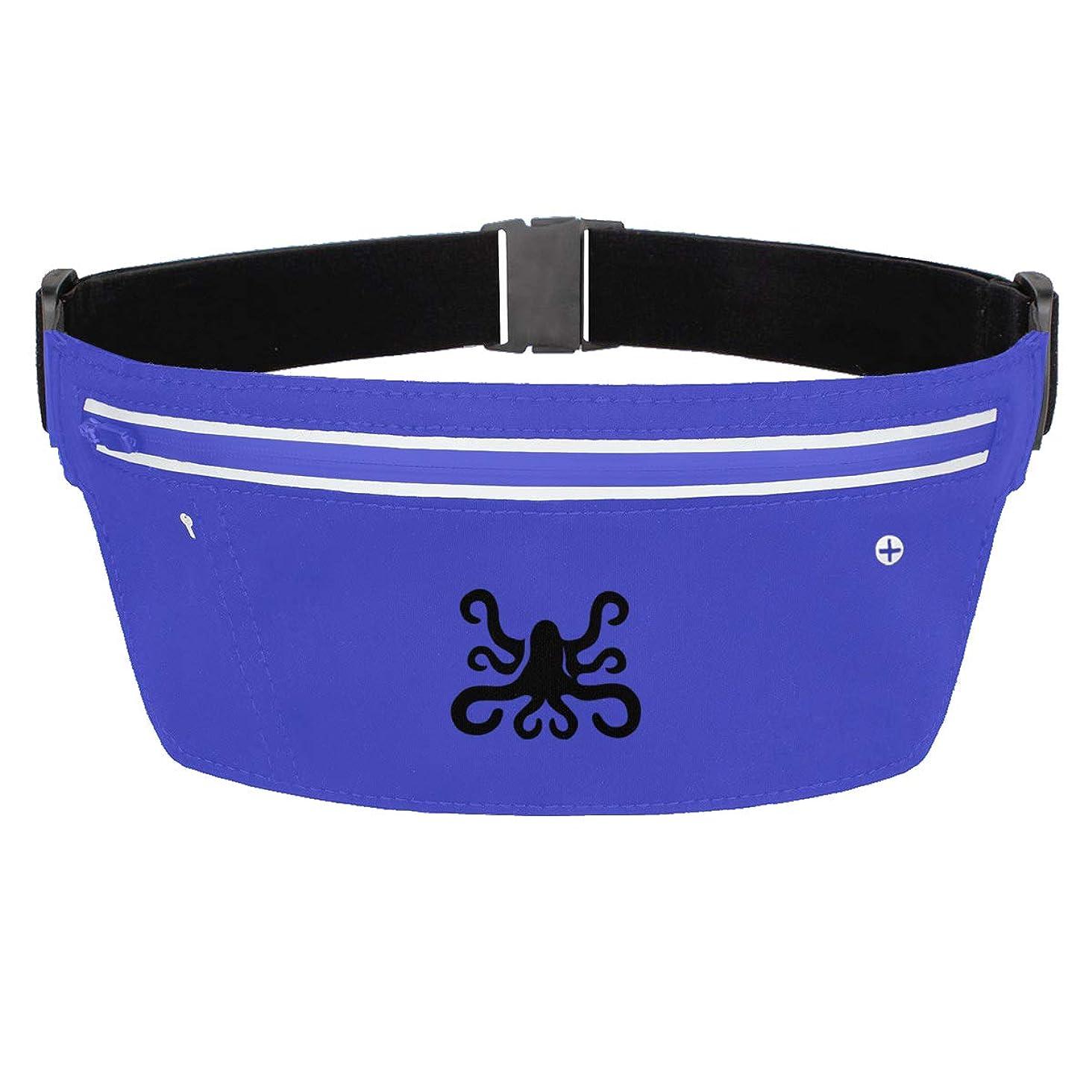 Rainbow Magnet Basketball Sport Fanny Pack Waist Bag Sling Pocket Super Lightweight Running Belt Bags for Men/Women