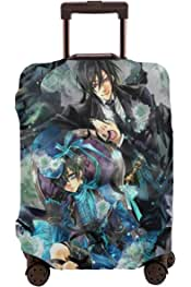 My Hero Academia Suitcase Protector Travel Luggage Cover Fit