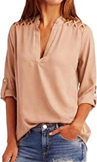 Fancyskin Womens Cute Plus Size Shirts Fashion Blouses Tops