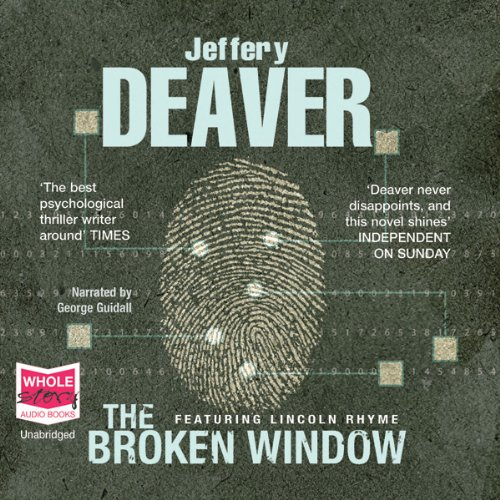 The Broken Window cover art