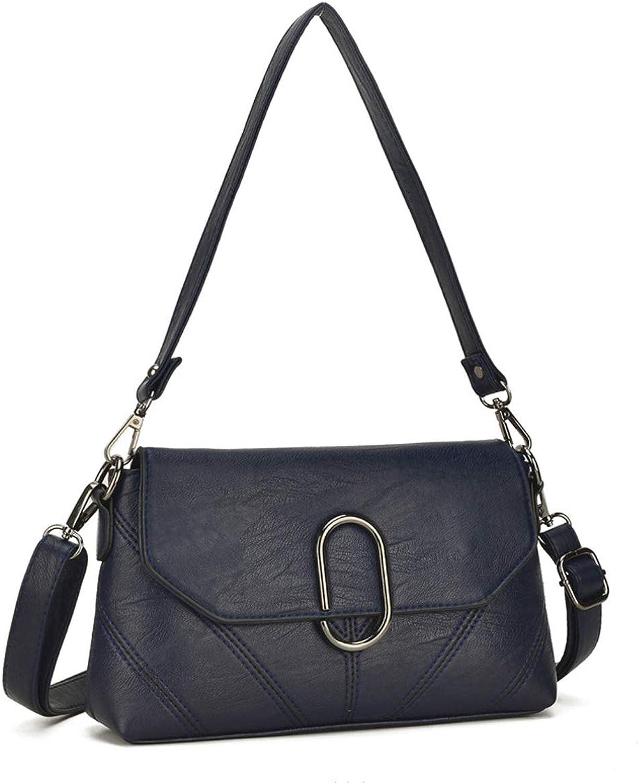 Damen Umhängetasche EXULL-6109 Wasserdichte pu ledertasche Damenhandtaschen Schultertaschen Verstellbarer Schultergurt Handtasche Multi Taschen Reisegeldbeutel Cross-Body Taschen B07P7MD54X  Überlegene Qualität