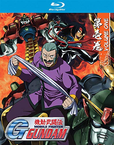 Mobile Fighter G-Gundam Part 1: Collection [Blu-ray]