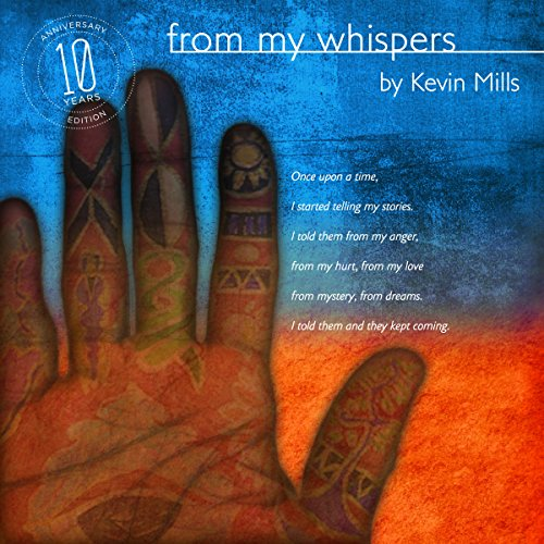 From My Whispers audiobook cover art