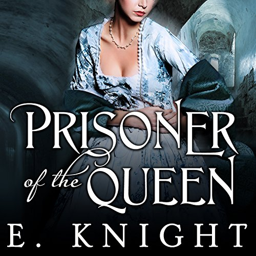 Prisoner of the Queen audiobook cover art
