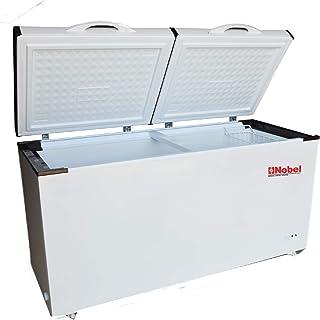 Nobel chest freezer 550 liter Double Door NCF-550