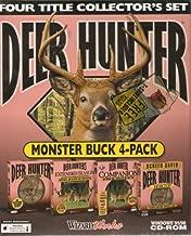 Deer Hunter Monster Buck Pack / Game