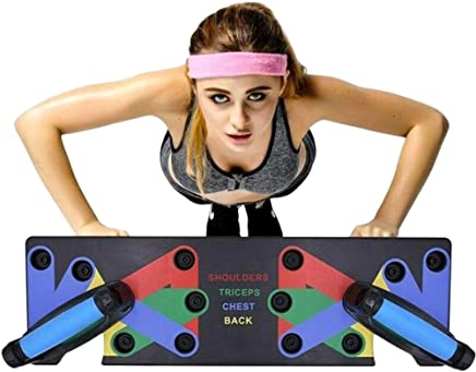 Home Gym Euopat Fitnessger/äte , Wrist Strengther Chest Workout Expander Krafttraining und Muskelaufbau